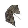 Camo Fishing Bivvy Umbrella