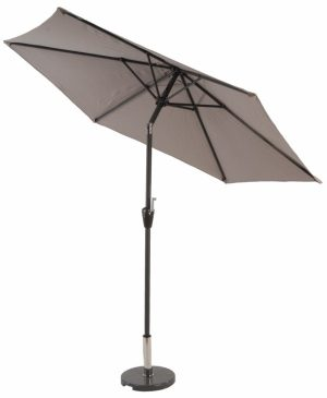 Large Patio Umbrella 3m Crank and Tilt