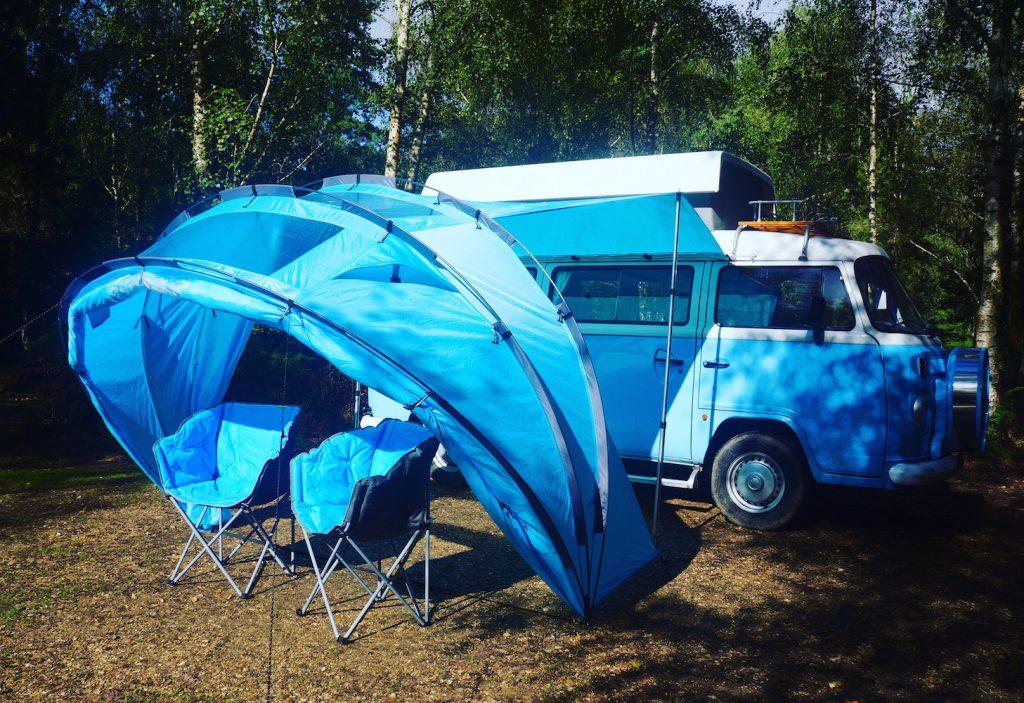 SheltaPod Campervan Sun Canopy
