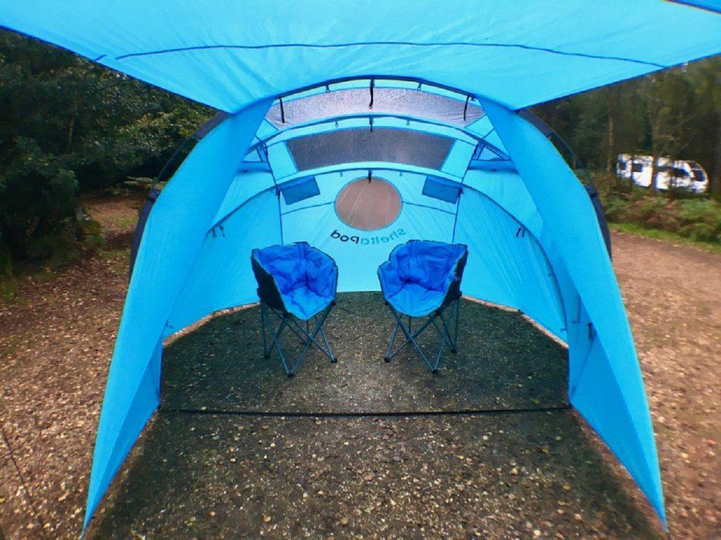 SheltaPod Motorhome Overflow Shelter Tent