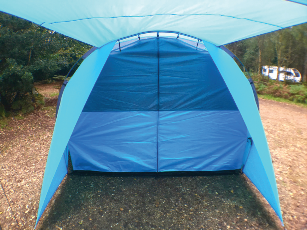 SheltaPod Motorhome Tent Front Panel