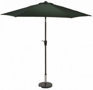 garden umbrella - aluminium - 2.5m diameter
