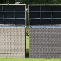 Rattan Weave Storage Box