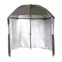 3m XL SheltaShade UV Garden Umbrella with Windbreak