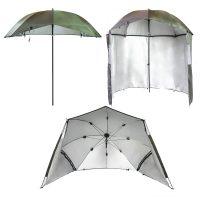 3-in-1 Fishing Umbrella Bvvy Shelter