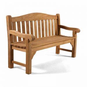 3 Seat Teak Bench