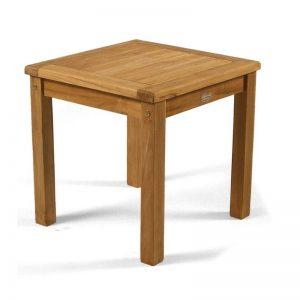 Square Teak Coffee Table