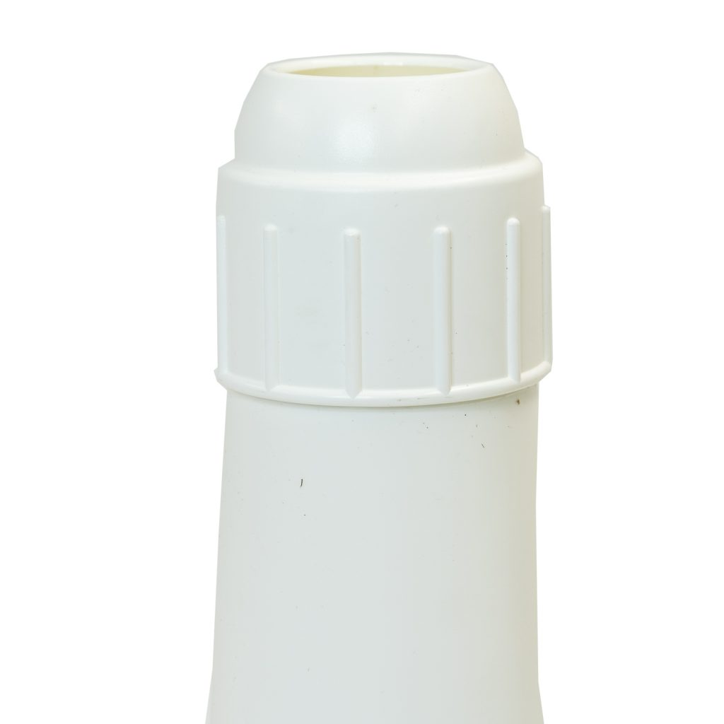neck of white 70kg parasol stand/base